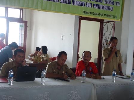 Foto dari kiri ke kanan: Sudarsono, Fidelis Sembiring, Altur, Syaiful Rizal